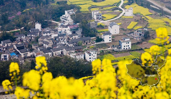 Đứng hình trước cảnh sắc 10 địa danh đẹp nhất Trung Quốc - 4