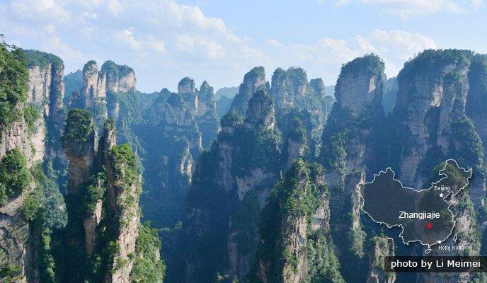 Đứng hình trước cảnh sắc 10 địa danh đẹp nhất Trung Quốc - 7