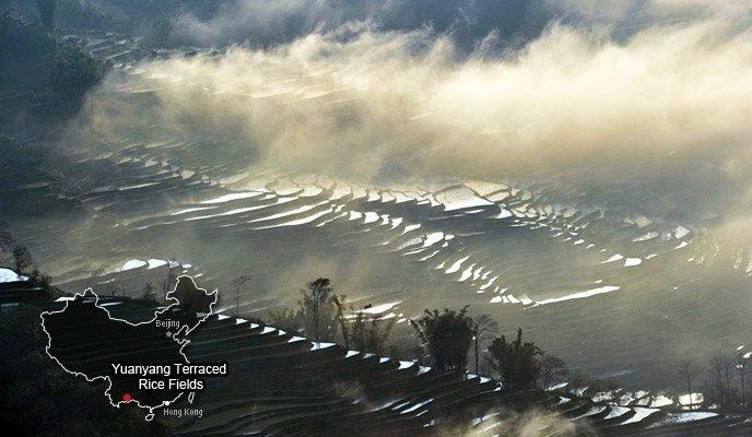 Đứng hình trước cảnh sắc 10 địa danh đẹp nhất Trung Quốc - 9
