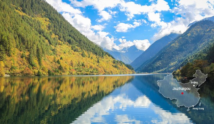 Đứng hình trước cảnh sắc 10 địa danh đẹp nhất Trung Quốc - 10