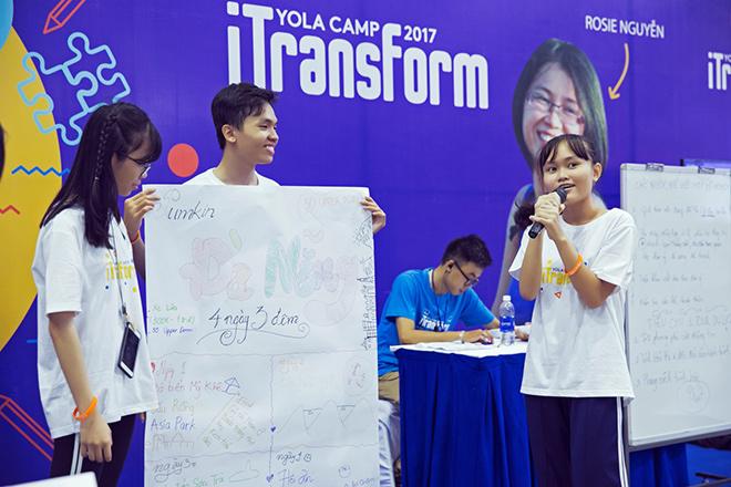 Hiện thực hóa tiềm năng bản thân với 5 kỹ năng mềm tại trại hè YOLA Camp 2017 iTransform - 2
