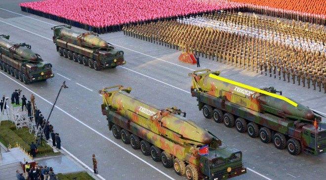 Chuyện gì xảy ra nếu Triều Tiên thả 1 quả bom hạt nhân? - 2