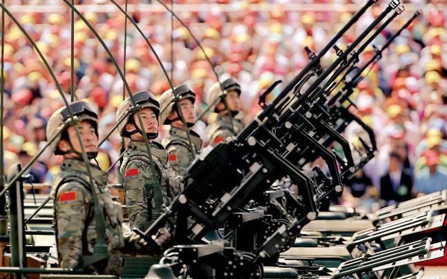 """TQ đang dùng 3 """"chiêu"""" tấn công Ấn Độ mà không nổ súng - 1"""
