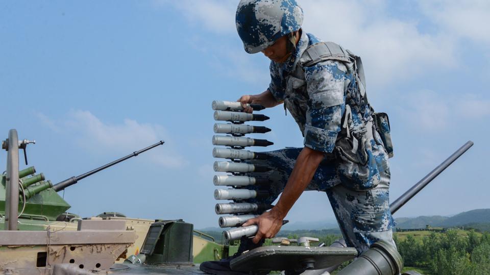 """TQ đang dùng 3 """"chiêu"""" tấn công Ấn Độ mà không nổ súng - 3"""