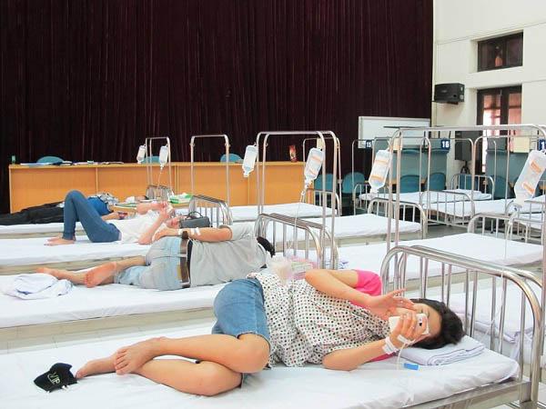 Hà Nội: Bệnh nhân thứ 6 tử vong do sốt xuất huyết - 2