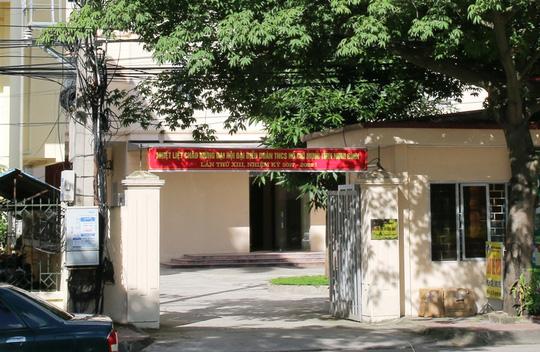 Bí thư Ninh Bình: Xử lý nghiêm vụ tố giám đốc sở tát lái xe - 1