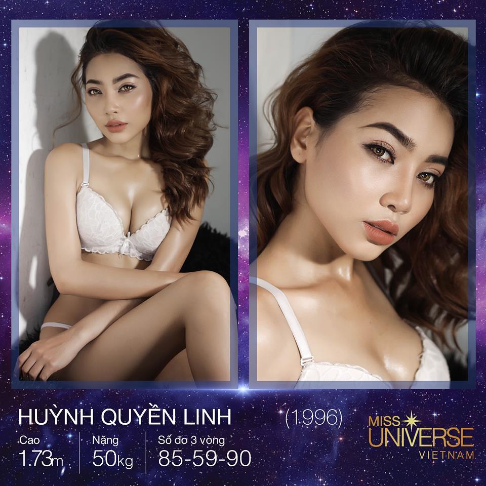 """8 cô gái Tây Đô tuyệt xinh """"náo loạn"""" Hoa hậu Hoàn vũ Việt Nam - 8"""