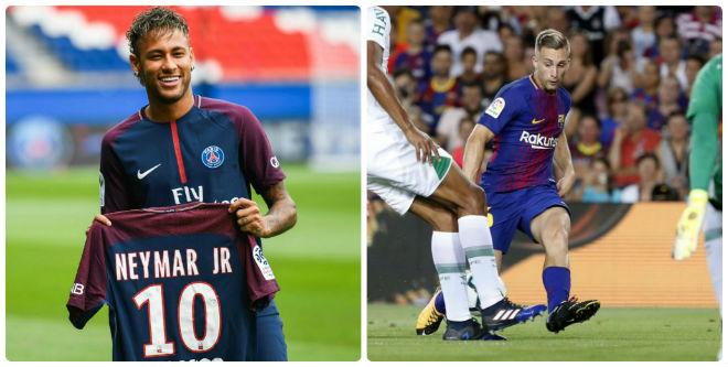 """Barca đá siêu kinh điển: Mất Neymar, thấy ngay """"ngọc quý"""" 12 triệu euro - 1"""