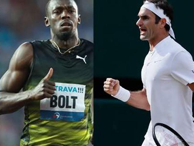 """U.Bolt tay chơi 30 tuổi toan """"về già"""", Federer 36 san bằng tất cả - 2"""