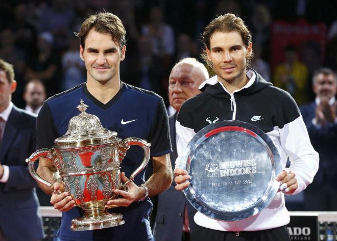 """Nadal – Federer """"long tranh hổ đấu"""": Số 1 hay US Open? - 1"""