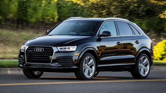 Lỗi đèn phanh, Audi Q3 tại Việt Nam bị triệu hồi - 1