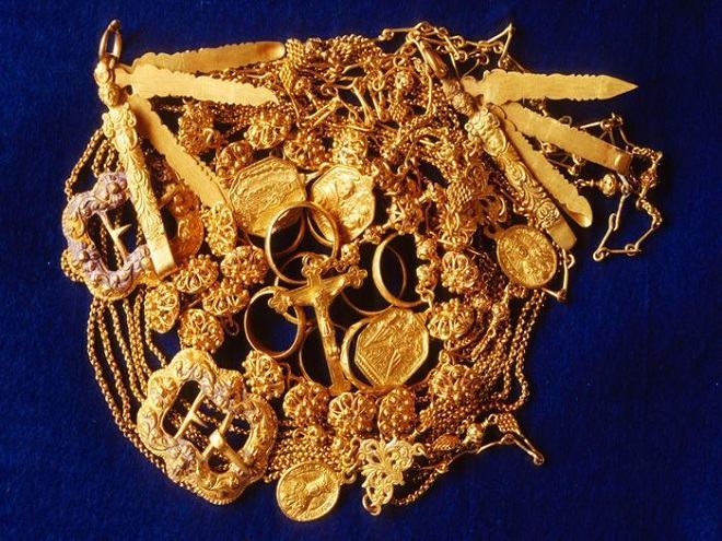Người nông dân Mỹ bỏ nghề tìm được kho báu 40 tấn vàng bạc - 2
