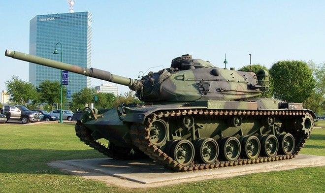 """Xe tăng Mỹ M60 khiến Nga """"hết hồn"""" thời Chiến tranh Lạnh - 1"""