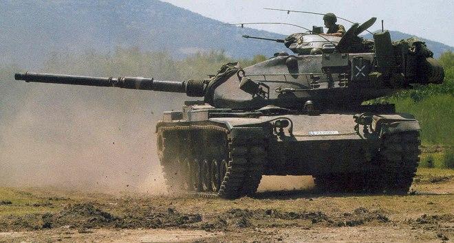 """Xe tăng Mỹ M60 khiến Nga """"hết hồn"""" thời Chiến tranh Lạnh - 2"""