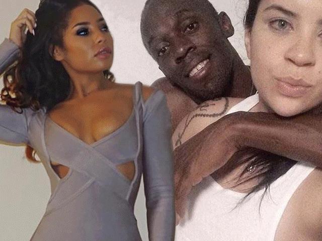 """Usain Bolt """"bay đêm"""": Bạn gái nóng bỏng """"nuông chiều"""", sức đâu mà chạy"""