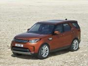 Land Rover Discovery 2018 có giá từ 4,4 tỷ đồng