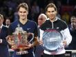 """Nadal – Federer """"long tranh hổ đấu"""": Số 1 hay US Open?"""