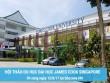 Hội thảo Đại học James Cook Singapore - môi trường học tập chuẩn Úc
