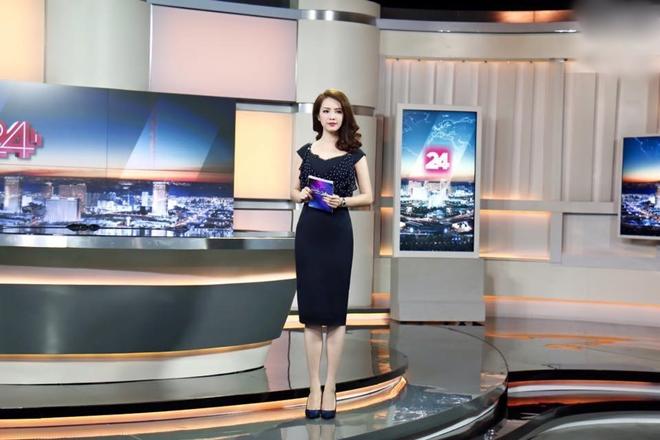 """4 MC đẹp hơn hoa hậu đang """"chiếm sóng"""" VTV - 4"""