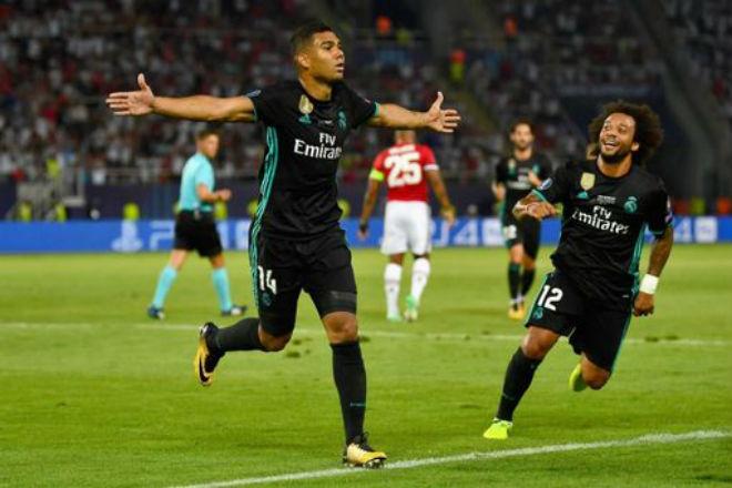 """Góc chiến thuật Real – MU: Mourinho sập bẫy Zidane """"cáo già"""" - 1"""
