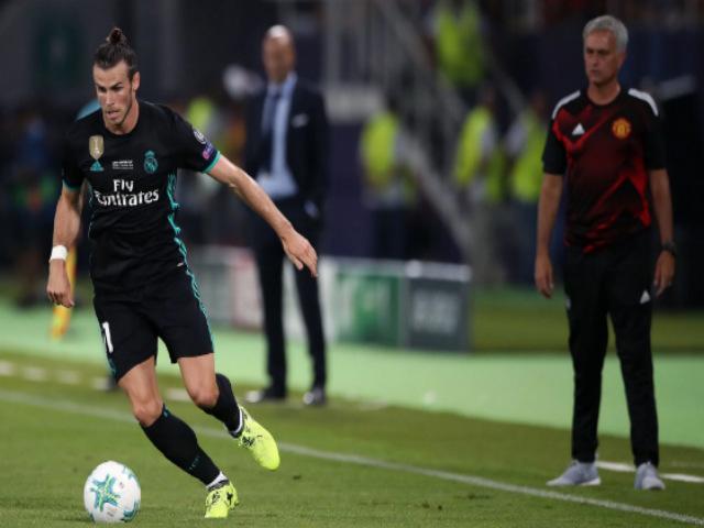 """Real hạ MU: Zidane vỗ ngực nhận """"hoàn hảo"""", Bale xử phũ Mourinho"""