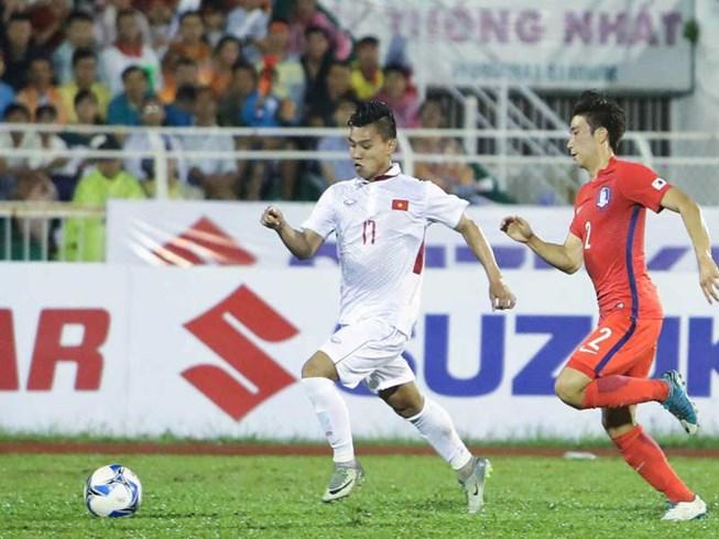 Bài thi cuối của U-22 Việt Nam ở Hàn Quốc - 1