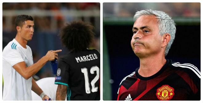 Ronaldo ôm hôn Mourinho, triệu fan MU mơ ngày tái hợp - 4