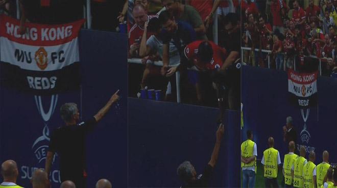 """Thua Real, Mourinho tặng """"món quà vô giá"""" cho fan MU - 3"""
