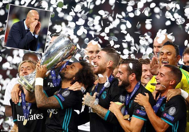 """Real """"chấp"""" Ronaldo vẫn tô đậm kỷ lục, MU-Mourinho thêm quả đắng - 1"""