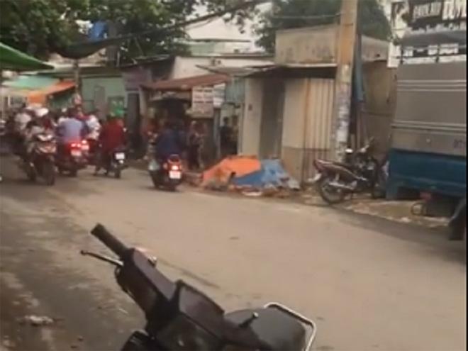 20 người mang hung khí từ TP.HCM xuống Đồng Nai đòi nợ - 1