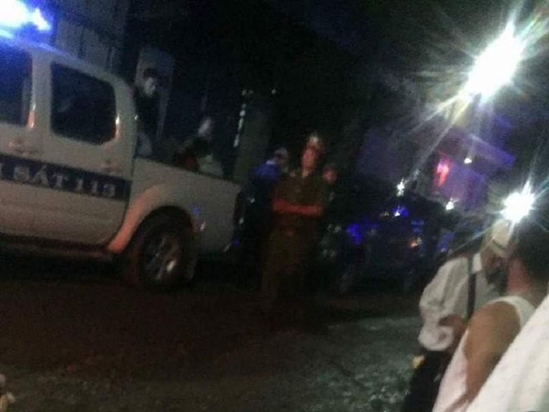 20 người mang hung khí từ TP.HCM xuống Đồng Nai đòi nợ - 2