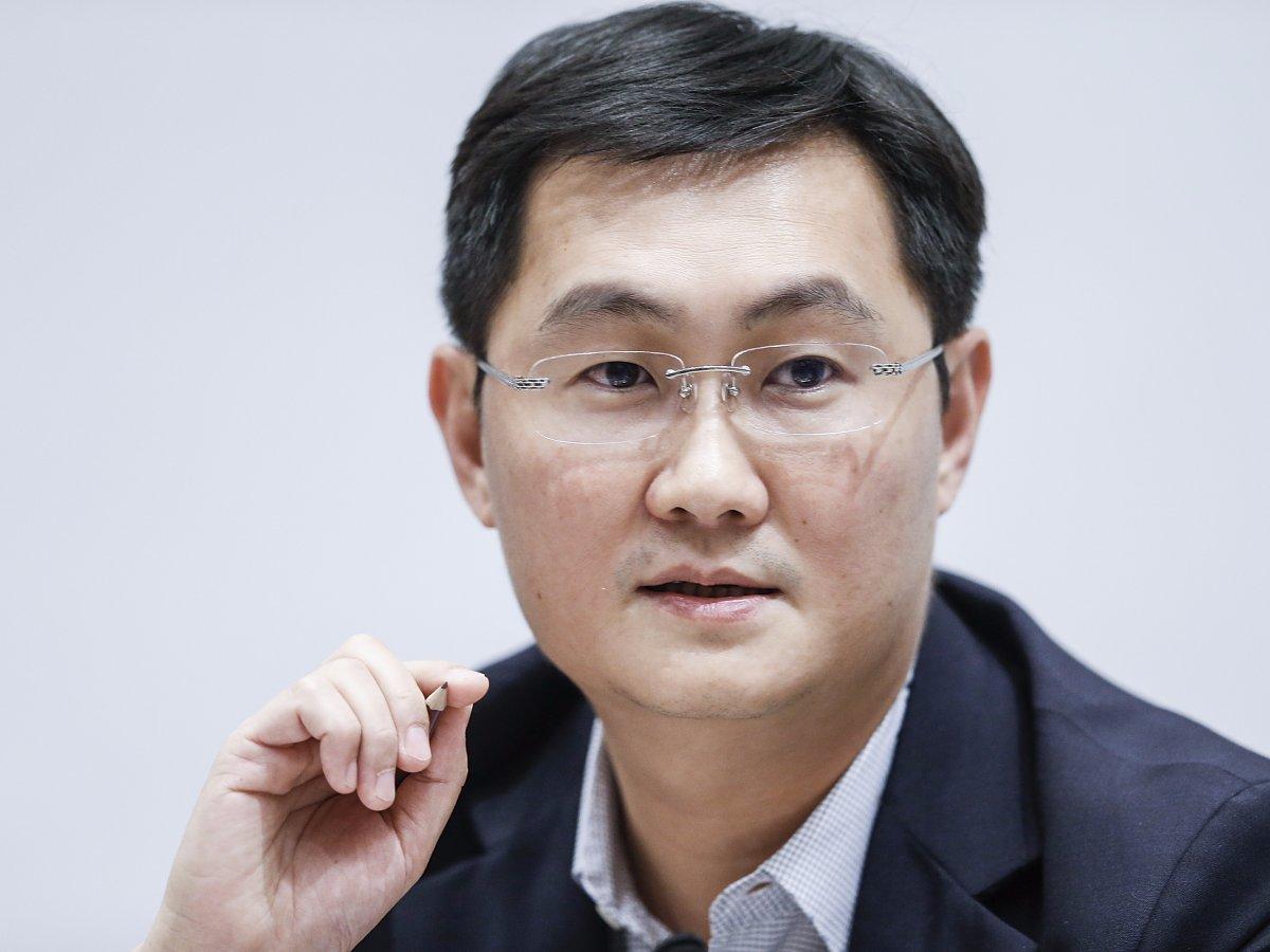 HOT: Jack Ma bị soán ngôi giàu nhất Trung Quốc - 1