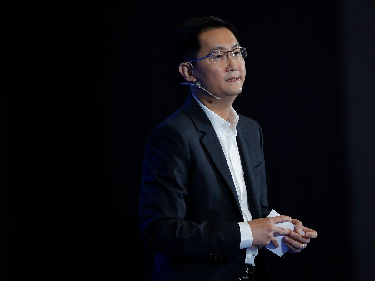 HOT: Jack Ma bị soán ngôi giàu nhất Trung Quốc - 6