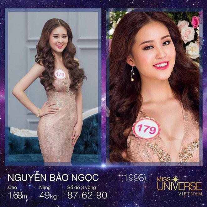 6 ngọc nữ sở hữu vòng 1 đầy đặn nhất Hoa hậu Hoàn vũ VN - 9