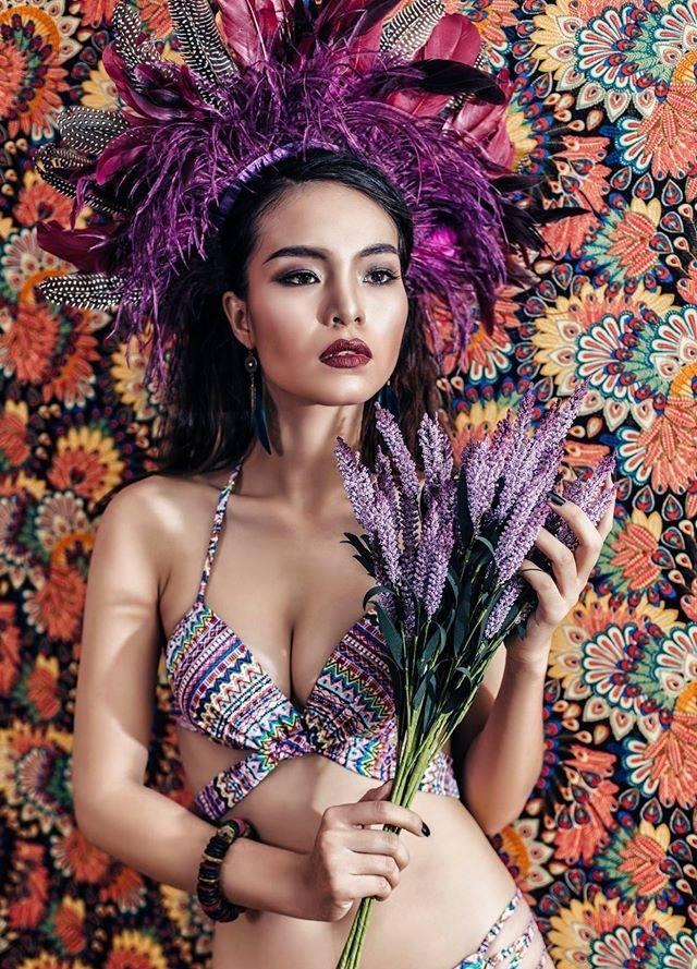 6 ngọc nữ sở hữu vòng 1 đầy đặn nhất Hoa hậu Hoàn vũ VN - 13