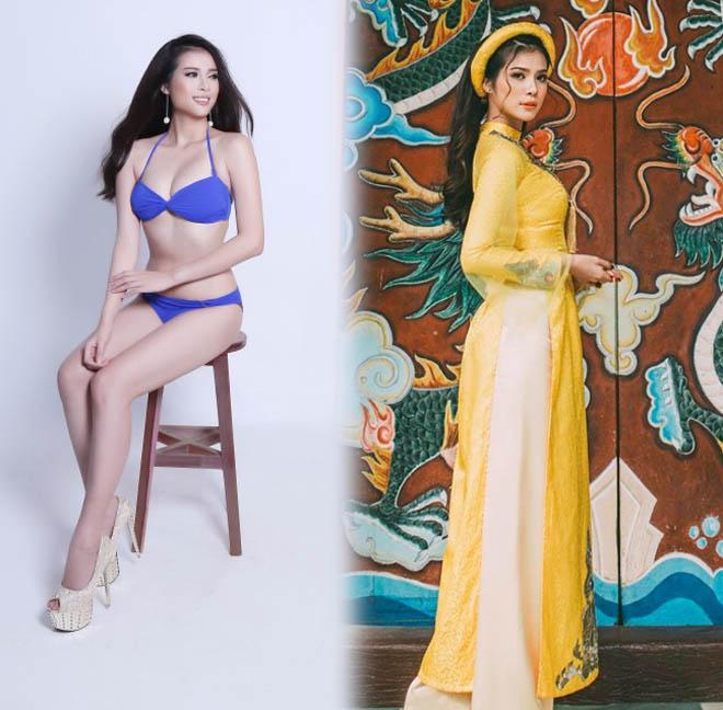 6 ngọc nữ sở hữu vòng 1 đầy đặn nhất Hoa hậu Hoàn vũ VN - 14