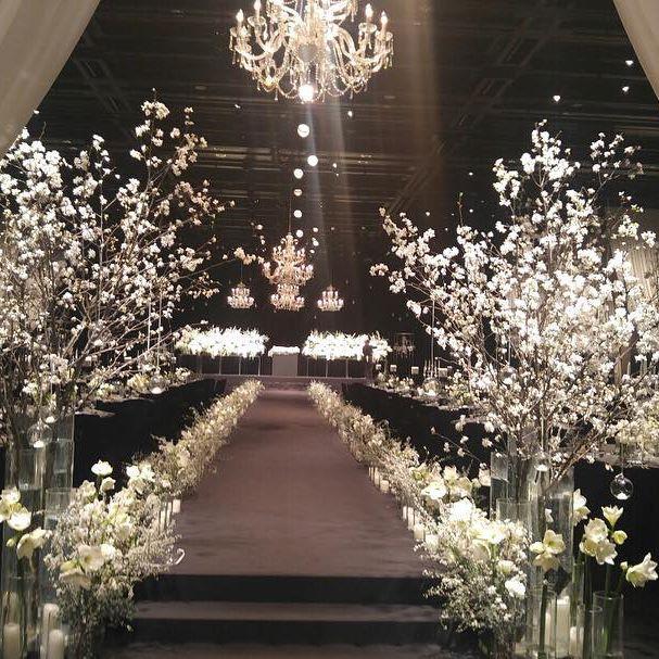 Choáng với hậu trường tiệc cưới tiền tỷ của Song Hye Kyo - Song Joong Ki - 7