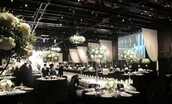 Choáng với hậu trường tiệc cưới tiền tỷ của Song Hye Kyo - Song Joong Ki - 2