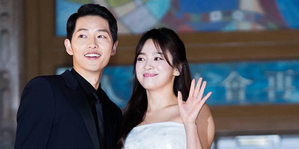 Choáng với hậu trường tiệc cưới tiền tỷ của Song Hye Kyo - Song Joong Ki - 1