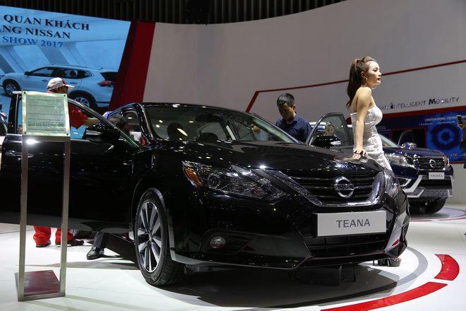 Định giá 1,49 tỷ đồng, Nissan Teana gặp khó ở Việt Nam - 1