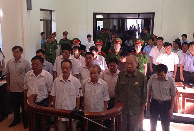 Cựu cán bộ địa chính Đồng Tâm lĩnh án cao nhất - 1