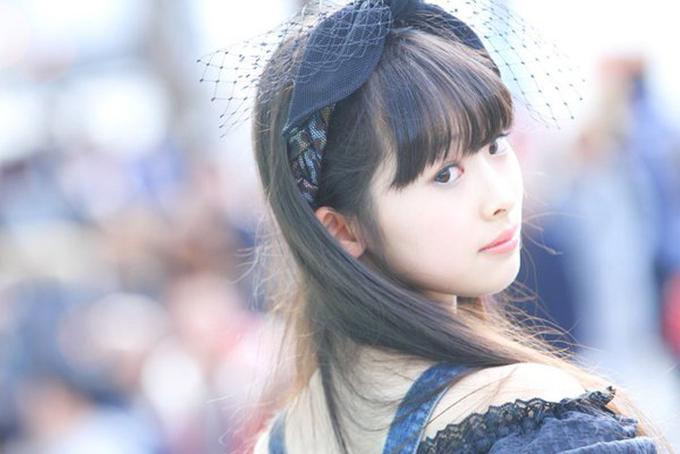 Bằng tuổi Phương Mỹ Chi, cô gái này đã là Thiếu nữ quốc dân Nhật Bản - 6