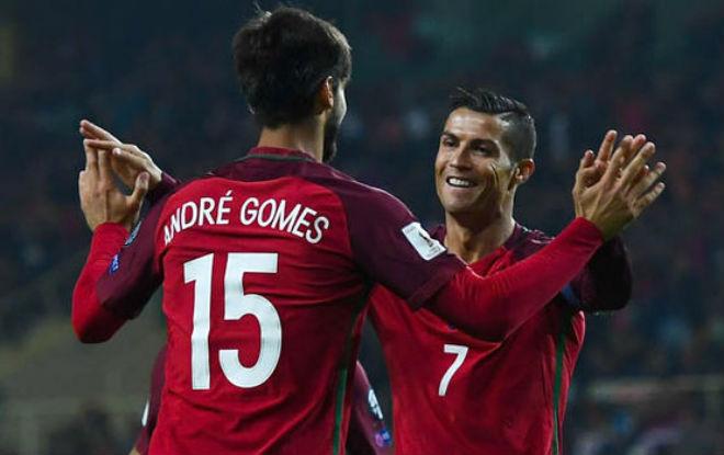 Chuyển nhượng MU 9/8: 55 triệu euro mua bạn thân Ronaldo - 1