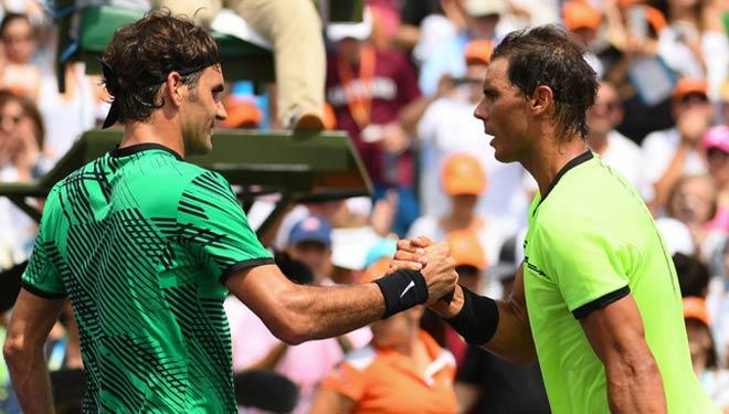 "Tin thể thao HOT 9/8: Federer ""nhường"" số 1 cho Nadal - 1"