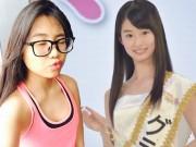Bằng tuổi Phương Mỹ Chi, cô gái này đã là Thiếu nữ quốc dân Nhật Bản