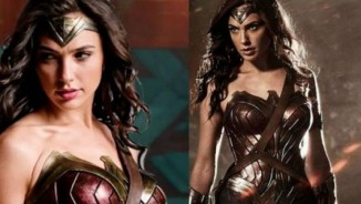 """""""Nữ anh hùng sexy nhất"""" tập nặng để có dáng triệu người mê"""