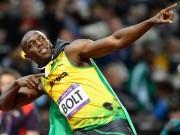 Trắc nghiệm: Usain Bolt, fan MU, tay chơi khét tiếng với dàn chân dài