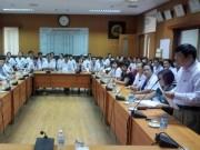 Vụ chạy thận 8 người chết: Cách chức Giám đốc BV Hoà Bình 1 năm