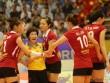 Bóng chuyền nữ châu Á: Chân dài Việt Nam đại thắng trận ra quân