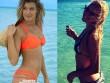 """Hoa khôi tennis Bouchard thua đau bồ Wawrinka: """"Vết xe đổ"""" Djokovic"""